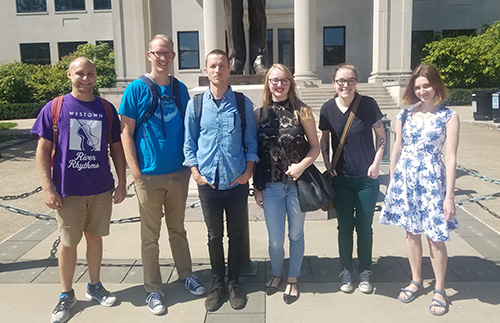 Fourth group begins MFA in Creative Writing program