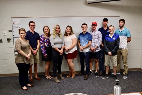 Topper Tank Awards $525 to Student Business Ideas