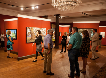 Gallery Hop at the Kentucky Museum