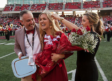 22 WKU students candidates for Homecoming queen