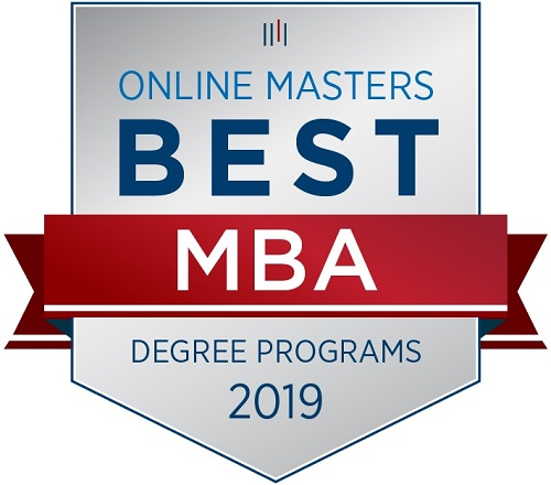 Online MBA Program Ranked in Top 20 in the Country