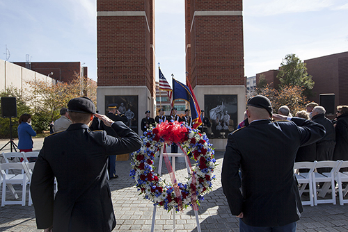 Congressman, lieutenant governor to participate in WKU Veterans Day ceremony