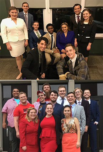 WKU Forensics Team wins at tournaments in Illinois