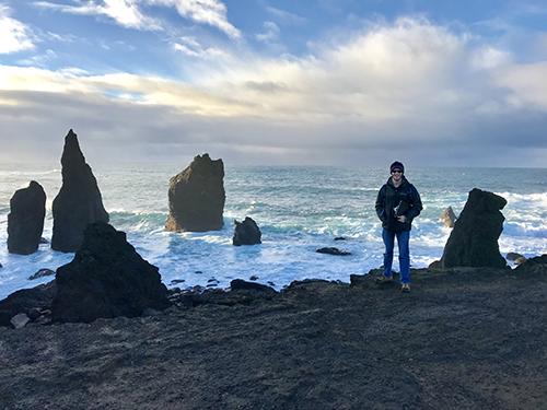 WKU graduate student presents research at Arctic Circle Assembly