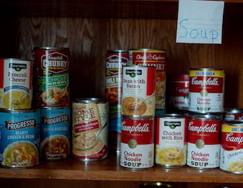 WKU Food Pantry provides food regardless of need