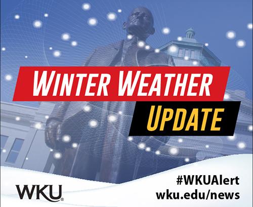 WKU Winter Weather Advisory for Nov. 15