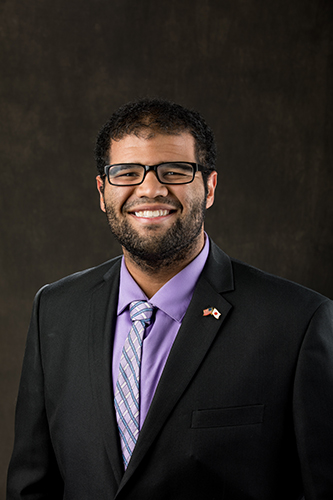 Richardson First WKU Student Selected as a Rangel Fellow