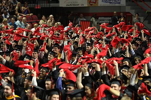 WKU to recognize fall graduates at ceremonies Dec. 15
