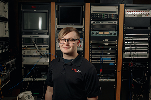 View from the Hill: WKU broadcasting senior uses passions to fuel projects