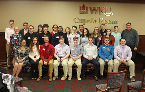 View from the Hill: Living Learning Community supports WKU business students