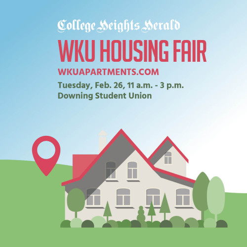 Herald to host first WKU Housing Fair Feb. 26