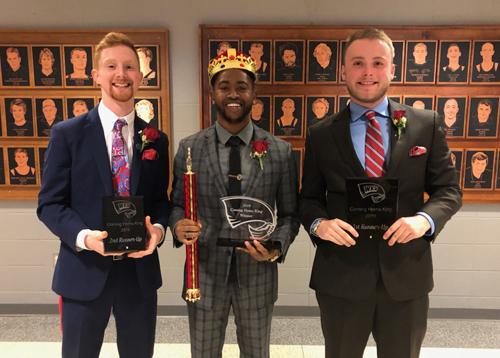 Cameron Brooks crowned WKU's 2019 Coming Home King