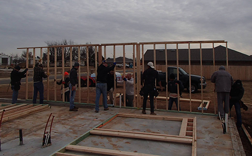 WKU Habitat for Humanity Campus Chapter to spend spring break in North Carolina
