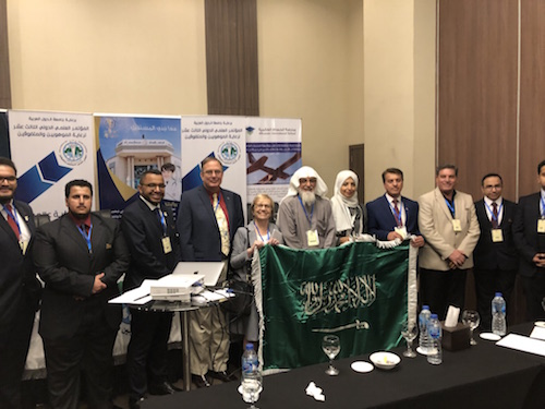 Dr. Julia Roberts and Professor Rico Tyler Present Keynotes at 15th Arab Council for the Gifted and Talented Conference