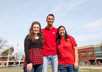 Students key to moving toward a clean air campus