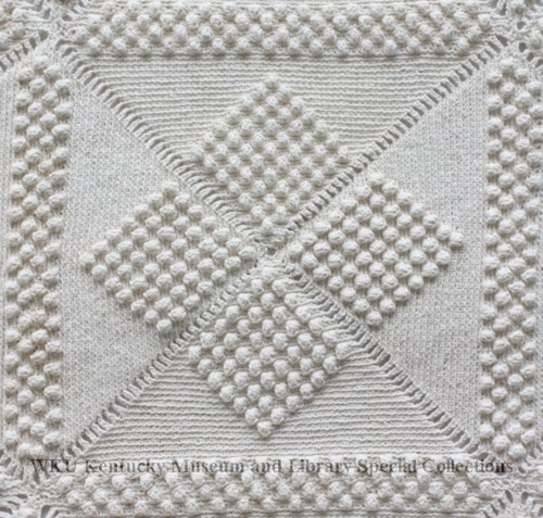 American Quilt Study Group awards Kentucky Museum grant for Whitework: Women Stitching Identity