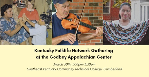 Kentucky Folklife Network, Cumberland Gathering Information