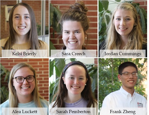 Accounting Students Earn KyCPA Scholarships