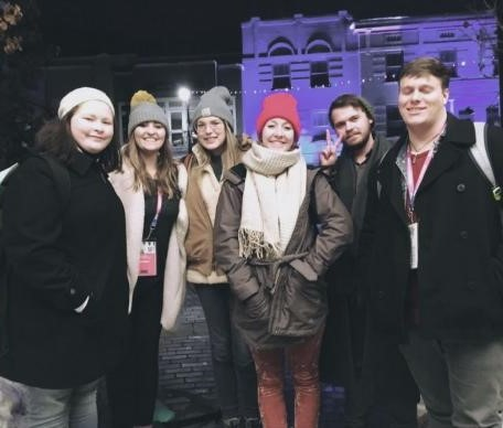 WKU students soak up the film industry at the Sundance Film Festival