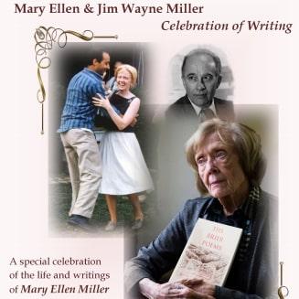 The 22nd Annual Mary Ellen & Jim Wayne Miller Celebration of Writing