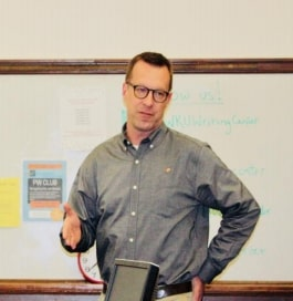 Navigating the Job Market: The Professional Writing Club