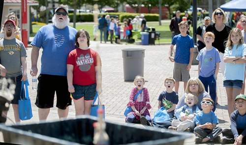 Hardin Planetarium offers rocket building challenge at SKy Science Festival