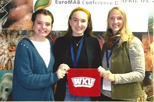 All-Female WKU Delegation Returns from UNESCO Biosphere Reserve Conference in Dublin, Ireland