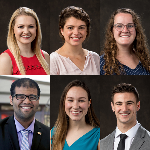 6 WKU students recognized in 2019-20 Fulbright competition
