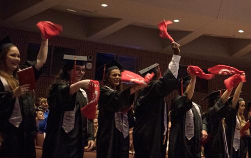 WKU Honors Graduating Students from WKU in Elizabethtown-Fort Knox