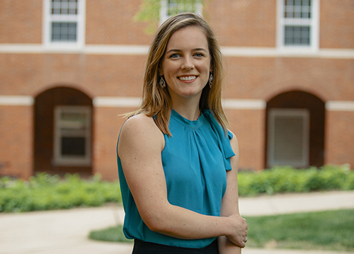 Ogden Foundation Scholar thankful for WKU experience