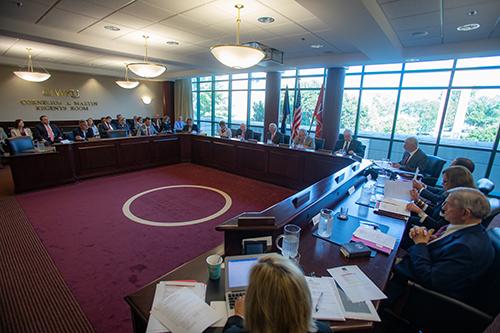 Regents approve academic program review recommendations