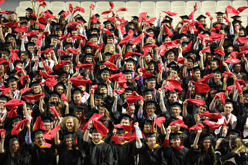 WKU's academic colleges recognize spring 2019 graduates