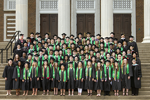 86 Students Graduate in The Gatton Academy's Twelfth Class