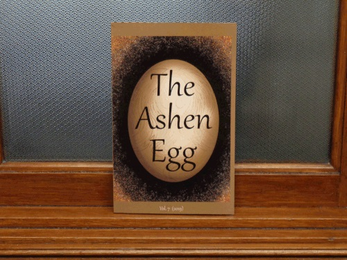 The Ashen Egg Celebrates its Seventh Edition
