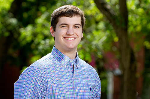 Devin Davis Named 2019 U.S. Presidential Scholar Semifinalist