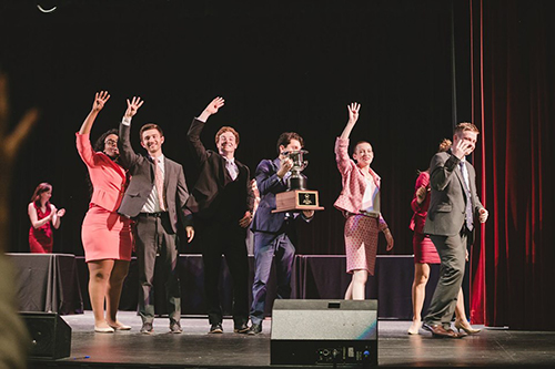 WKU Forensics Team named 2019 AFA national champions