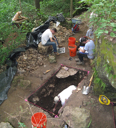 Kentucky Archaeological Survey Joins Department of Folk Studies and Anthropology