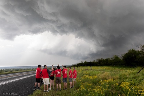 View from the Hill: Storm Chasers tenth year