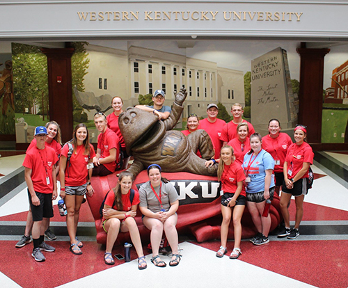 10 students attend 2019 ASSET Conference
