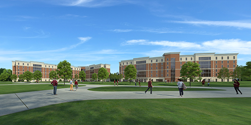 First Year Village project at WKU moving forward
