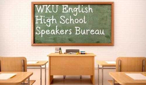 High School Speakers Bureau