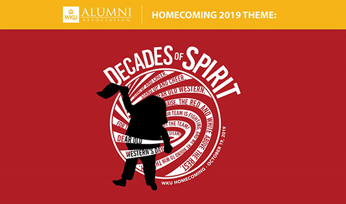 'Decades of Spirit' theme announced for Homecoming 2019