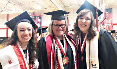 Three English for Secondary Teachers Students Named Scholars of Potter College
