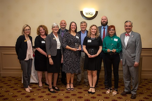 Ogden College Faculty Award Recipients