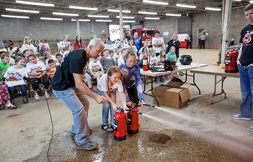 Area 4th-graders to attend 24th Progressive Agriculture Safety Days event Sept. 26