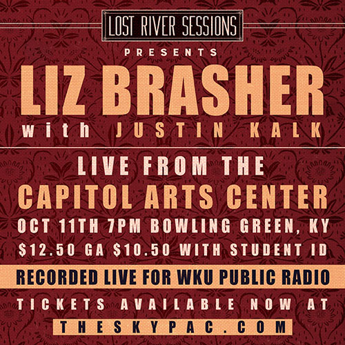Lost River Sessions LIVE! Oct. 11 at Capitol Arts Center