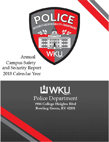 2019 Annual Campus Security and Fire Report