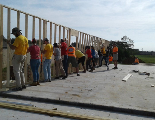 Members of WKU Habitat chapter to spend fall break in Madisonville