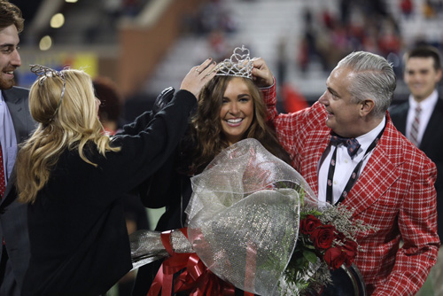 19 students candidates for WKU Homecoming queen