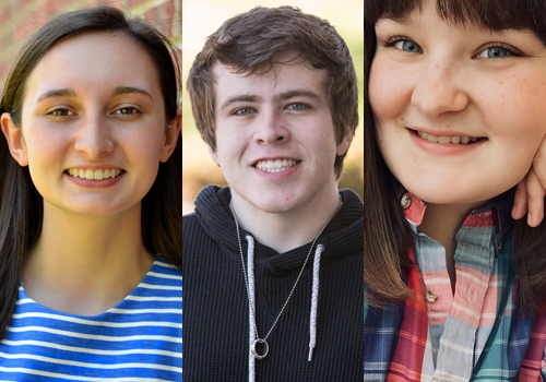 Mahurin Honors College students selected for Freeman-ASIA Scholarship